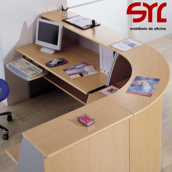 Mostradores ofimat de actiu a la venta en asturias for Mostradores para oficina