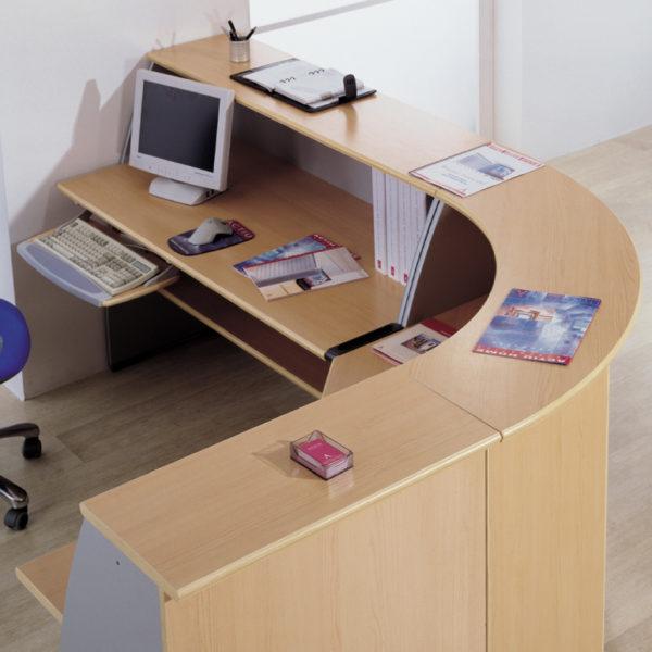 Mostradores ofimat de actiu a la venta en asturias for Muebles de oficina asturias