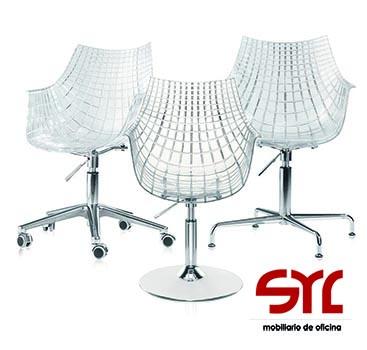 silla kubika de dille office a la venta en muebles syl asturias