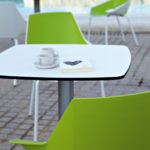 sillas viva en verde
