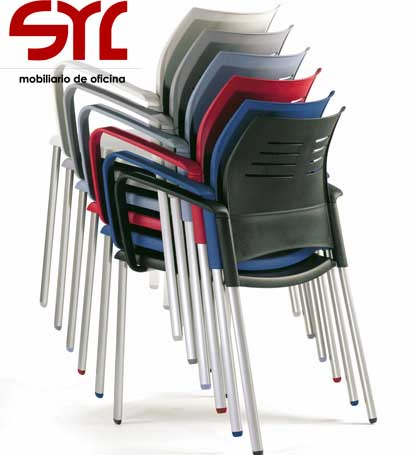 silla spacio en colores