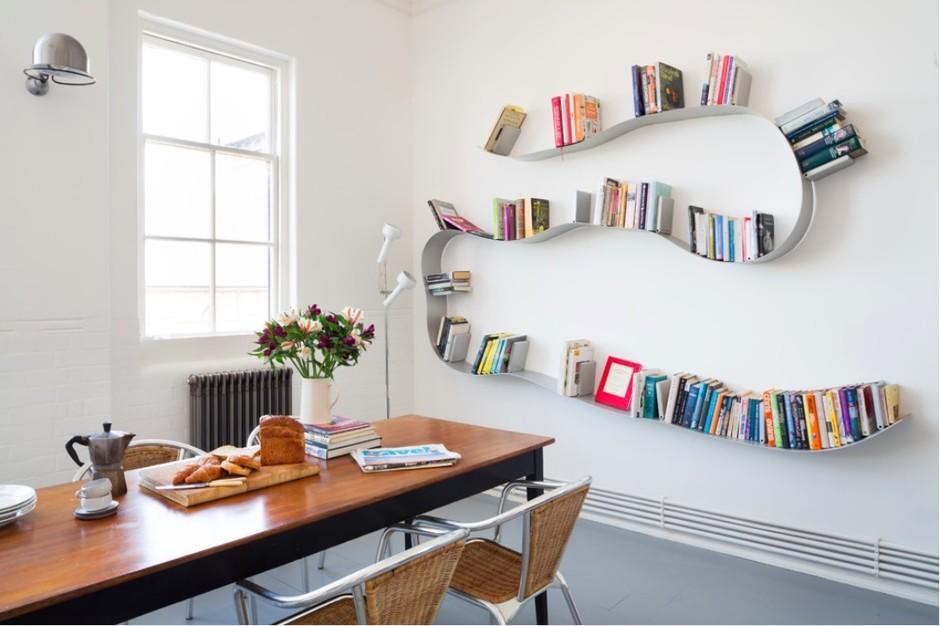 estanteria bookworm de kartell a la venta en muebles Syl asturias