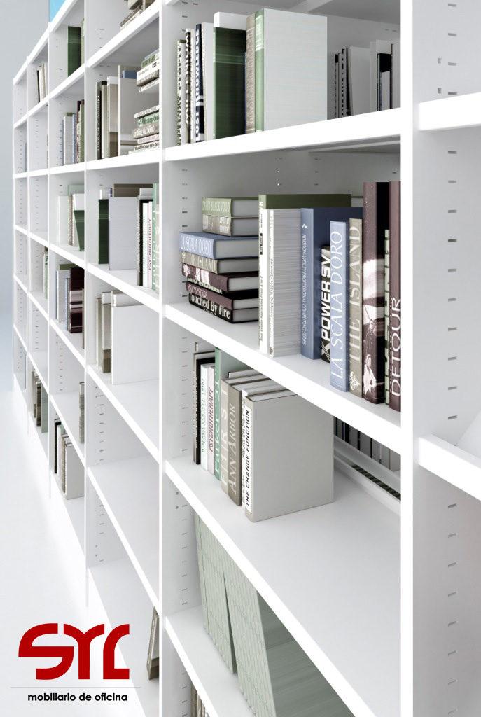 biblioteca class de actiu a la venta en Muebles Syl