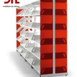 biblioteca Modelo Level de actiu a la venta en Muebles Syl