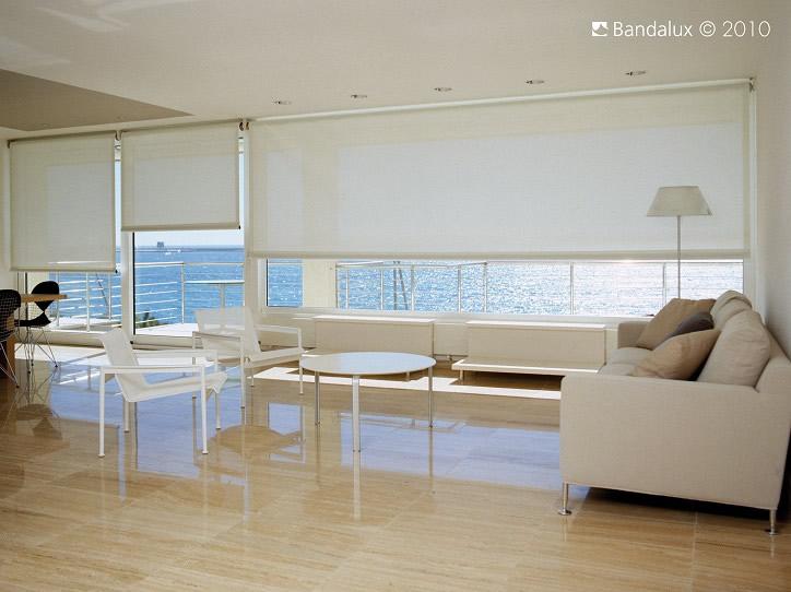 cortinas enrollables para oficinas a la venta en muebles syl asturias.