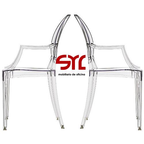 silla Louis ghost de Kartell a la venta en Muebles Syl asturias