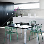 silla masters verde salvia a la venta en Muebles Syl
