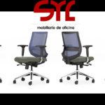 silla plus de oficina giratoria oviedo gijón
