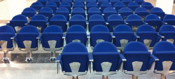 Butaca de auditorio Modelo MARLENE -0