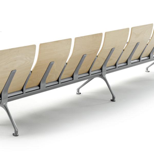 Bancada de asientos Modelo avant de ACTIU / Muebles Syl