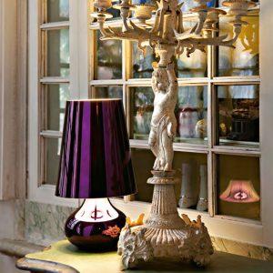 Lámpara de sobremesa Modelo CINDY de KARTELL-0
