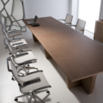 Mesa de reuniones Modelo SERENA de OFIFRAN.-1371