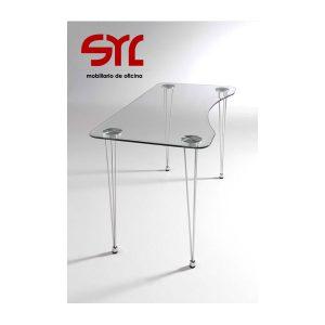 mesa de ordenador para portatil de 120x60