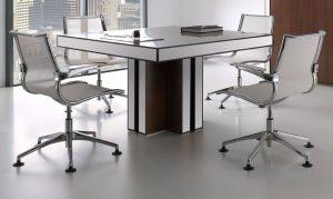 Mesa de reuniones Modelo BELESA de OFIFRAN