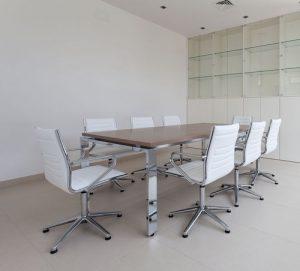 Mesa de reuniones Modelo CONCEPTO FREE de OFIFRAN