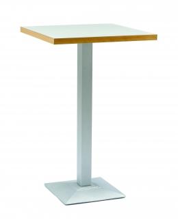 Mesa y taburete para hosteleria Modelo CUBICA.