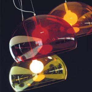 Lámpara FL/Y de Kartell