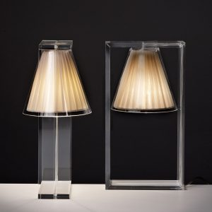 Lámpara LIGHT-AIR de Kartell (Eugeni Quitllet)