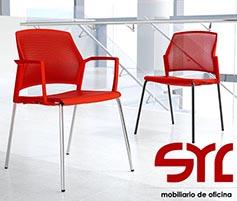 silla modelo replay de mobel linea a la venta en Muebles Syl