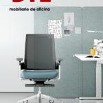 silla giratoria oficina gijón Oviedo forma 5