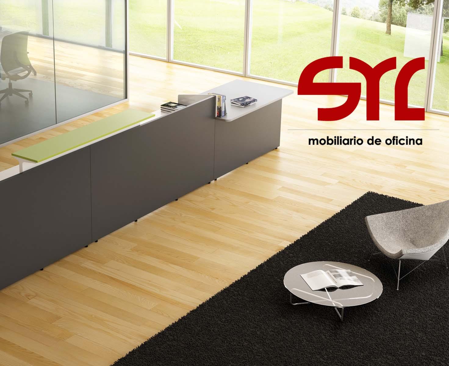 Mostradores Para Oficina A La Venta En Asturias Muebles Syl # Muebles Gijon Asturias