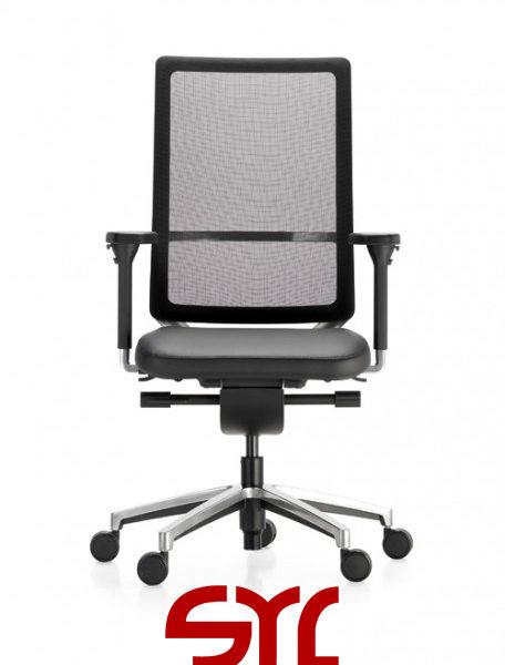 Silla de oficina operativa 2k8 de forma 5 muebles syl for Oficina empleo oviedo