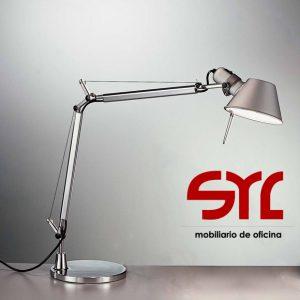 Lámpara de sobremesa Modelo TOLOMEO MINI de Artemide.
