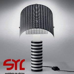 Lámpara de sobremesa Modelo SHOGUN Artemide.