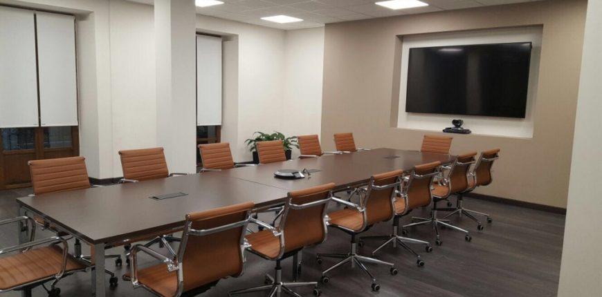 Oficinas instaladas para imq en gij n muebles syl for Oficina de consumo gijon