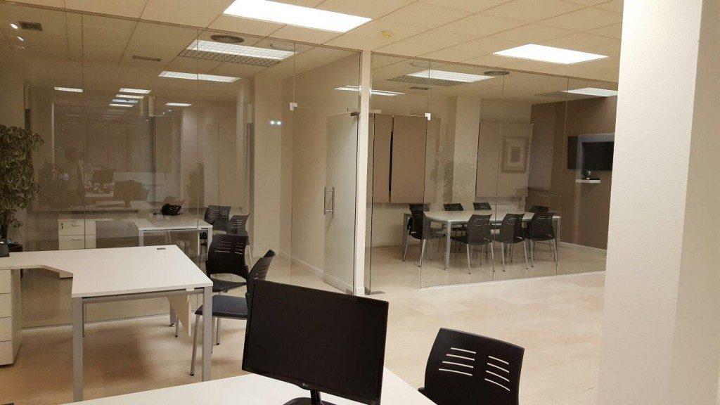 oficinas instaladas para imq en gij n muebles syl