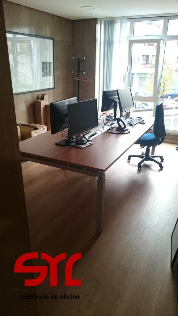 mesas para oficinas en asturias muebles syl visitanos