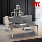 mesa modelo Zen de eismobel a la venta en muebles syl asturias