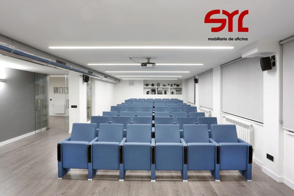 Oficinas completas y Auditorio del Ilustre colegio de ondontólogos y estomato...