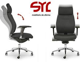 sillón de dirección modelo creta a la venta en asturias muebles syl
