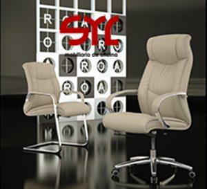 sillón de dirección modelo roa a la venta en Muebles Syl