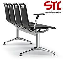 bancada de sala de espera mit a la venta en muebles syl asturias