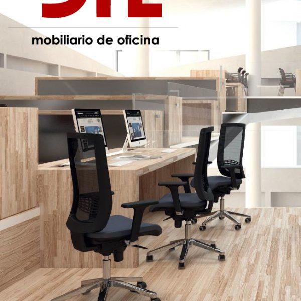 Silla modelo corcega de jdm a la venta en muebles syl for Mobiliario de oficina asturias