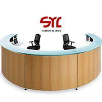 mostrador de oficina modelo informa a la venta en muebles syl asturias.
