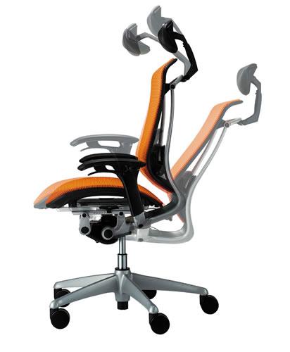 silla modelo contessa del fabricante okamura a la venta en Muebles syl asturias