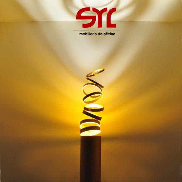 lámpara de sobremesa modelo decomposè de artemide a la venta en muebles syl asturias