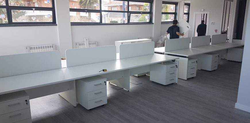 Nuevas oficinas de Foot District en León.