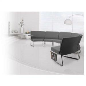 sofas curvos