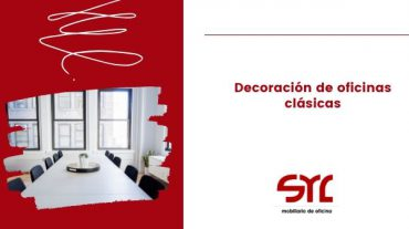 decoracion de oficinas clasicas