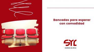 bancos sala de espera asturias