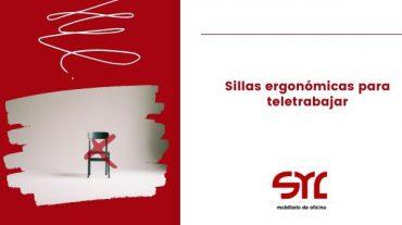 sillas ergonomicas asturias