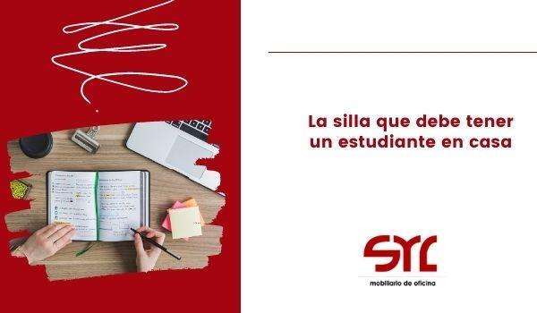 sillas ergonomicas estudiantes asturias